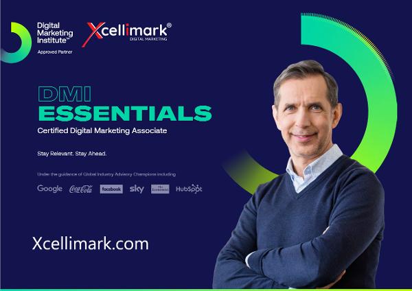 DMI Essentials - Certified Digital Marketing Associate